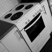 Установка электрической плиты Львов. Установка,  подключение плиты