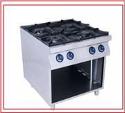 Новая по цене Б/У плита профессиональная газовая Kogast PS-T47P 4 конф