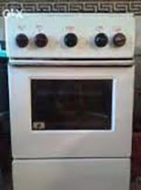 Продам газовую плиту 4-х комфорную с духовкой бу