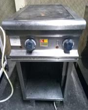Плита электрическая б/у 2 конфорки настольная Kogast (Kovinastroj) ES-